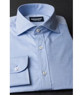 Camisa vestir algodón