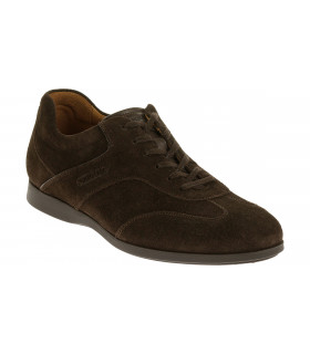 Teague T-Toe Suede
