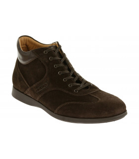 Teague T-Toe Mid Suede
