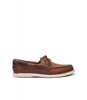 Sapato de barco Naples Leather
