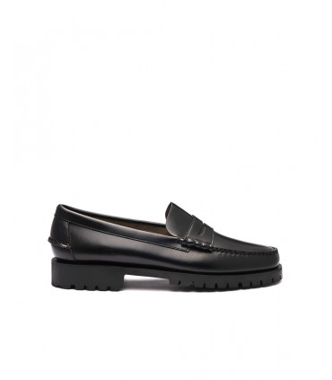 Dan Lug Woman Penny Loafer