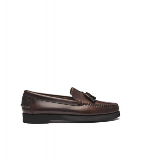 Dan Waxy Polaris Tassel Loafer