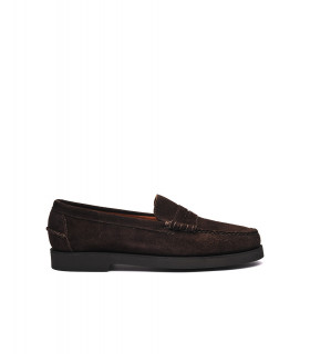 Dan Suede Polaris Penny Loafer