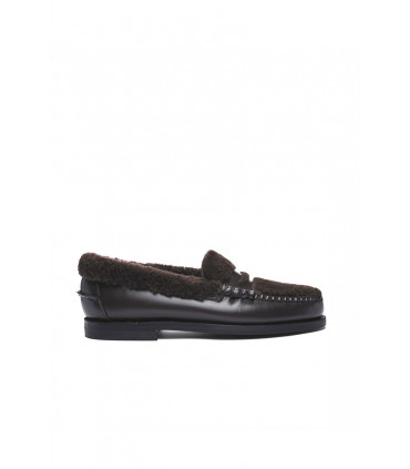 Classic Dan Sheepskin Penny Loafer