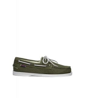 Sapato de barco Docksides® Portland Zen Canvas