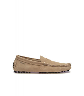 Russel Suede Penny Loafer